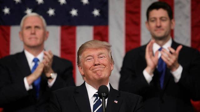 Pundits mixed on Trump speech