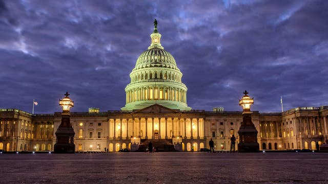 Lawmakers looking for agreement on short-term spending