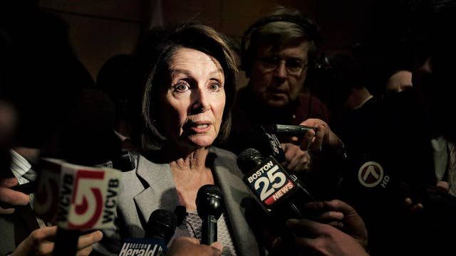 Can GOP use Pelosi's crumbs comments on the campaign trail?