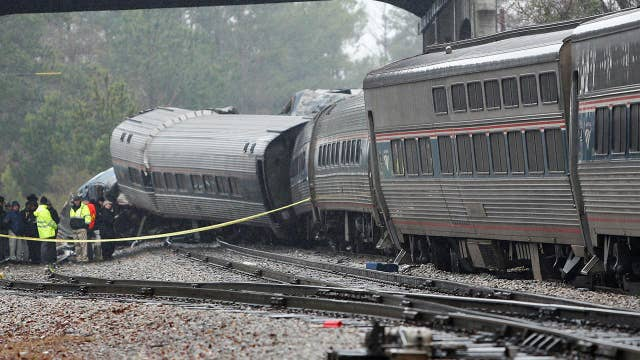 Locked switch being investigated in deadly SC Amtrak crash