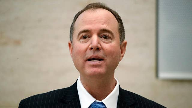Democrats push for vote on releasing Schiff FISA memo