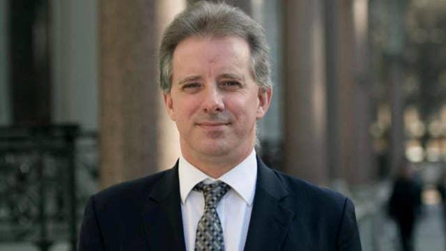 Criminal referral says Clinton associates fed info to Steele