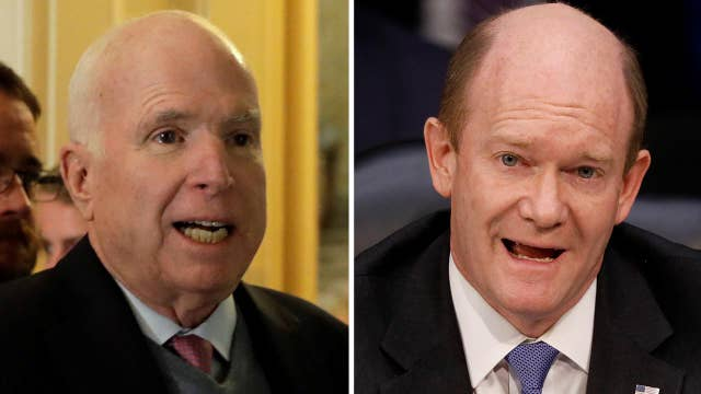 McCain-Coons DACA proposal leaves out border wall funding