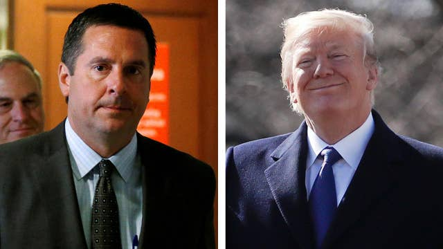 Does the Nunes memo vindicate President Trump?