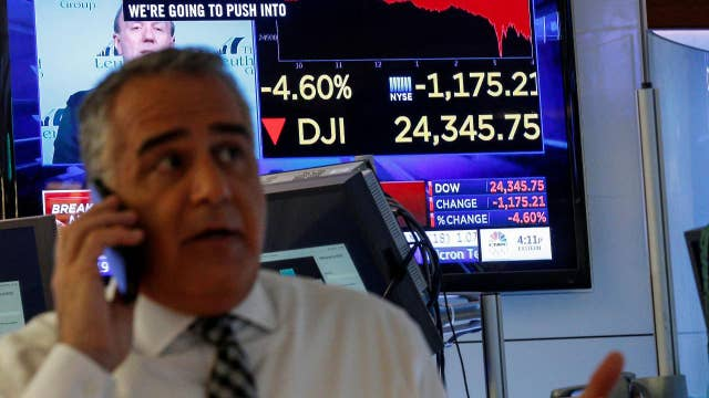 Stocks make history, but not the good kind