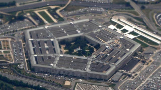 The Pentagon can't account for $800 million