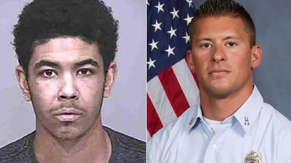 Man in custody after gunning down Arizona fire captain