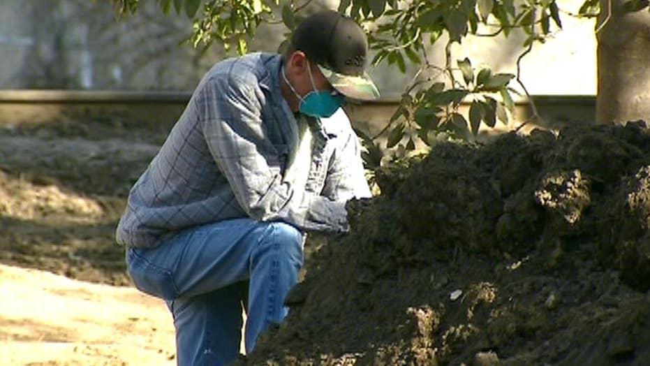 'Mud Angels' bringing hope to California mudslide survivors