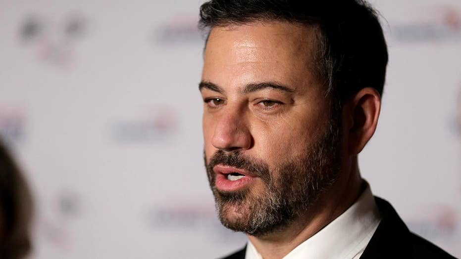 Social media explodes over Kimmel's dig at conservatives
