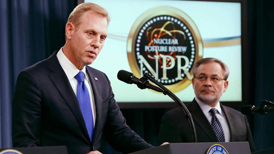 Pentagon unveils Nuclear Posture Review