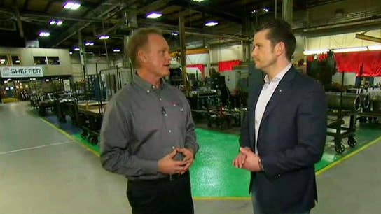 Breakfast with 'Friends': Touring the Sheffer Corporation