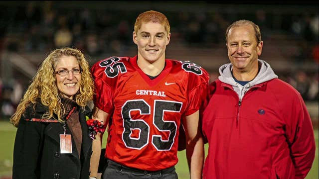 Penn State fraternity death, one year later