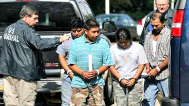 Crime victims group calls for immigration enforcement