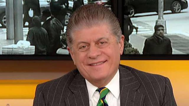 Napolitano: Trump should not submit to Mueller interview
