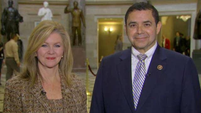 Reps. Blackburn, Cuellar on new Capitol Hill budget showdown