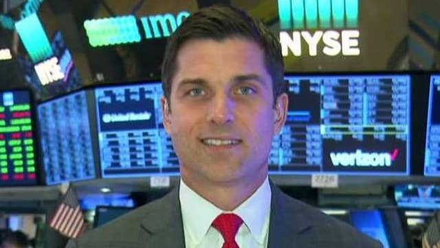 NYSE President Farley: We had to have a market pullback