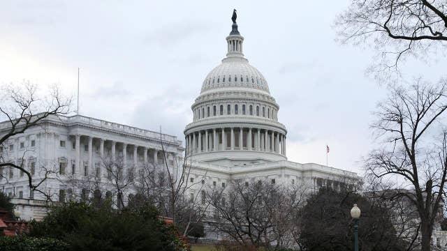 Congress works to pass another short-term funding bill