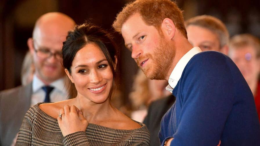 Soon-to-be-royalty Meghan Markle used a secret code word when discussing Prince Harry to her 'Suits' co-stars.