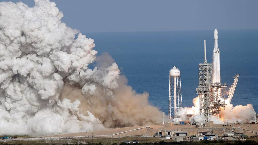 Elon Musk's SpaceX successfully launched its largest rocket yet, The SpaceX Falcon Heavy. It's first payload was Musk's personal 2008 Tesla Roadster. Here's everything you need to know about the historic launch.