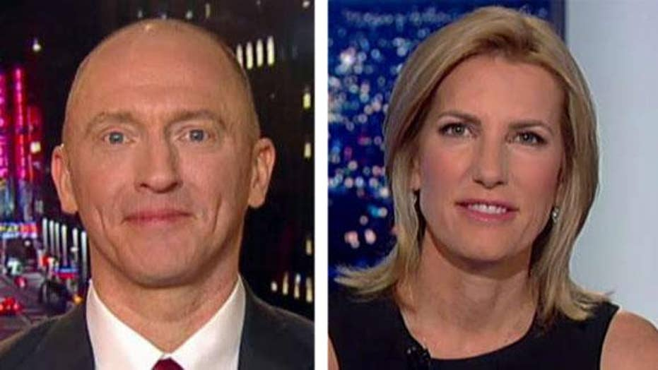 Carter Page on the revelations from the Nunes memo