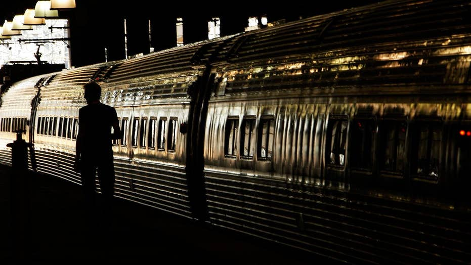 Amtrak: No one hurt after train cars separate in Maryland