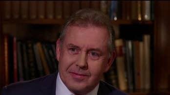 Kim Darroch sits down with Bret Baier for a 'Special Report' interview.