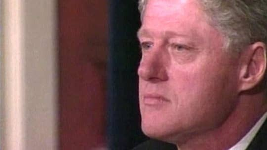 'Scandalous' preview: Deposition day for Bill Clinton