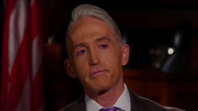 Gowdy: The ultimate objective is to lead an honorable life