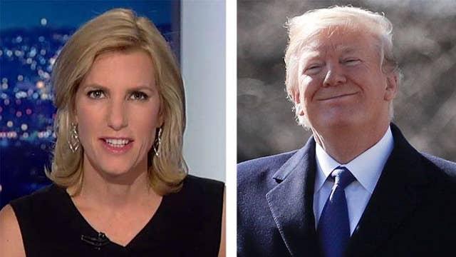 Ingraham: Trump calls the Senate's bluff on immigration