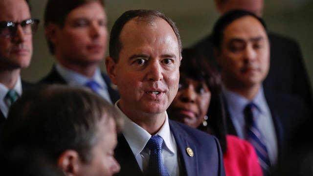 Schiff: Concern White House will play politics