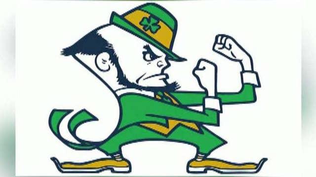 Notre Dame's 'Fighting Irish' mascot racist?