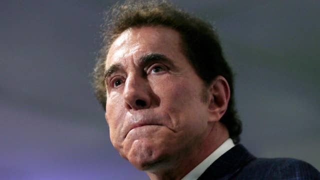 Steve Wynn resigns from Wynn Resorts board