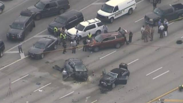 Fatal officer-involved shooting shuts down Florida highway
