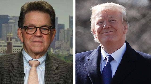 Art Laffer on Trump's economic policies, Senate budget deals