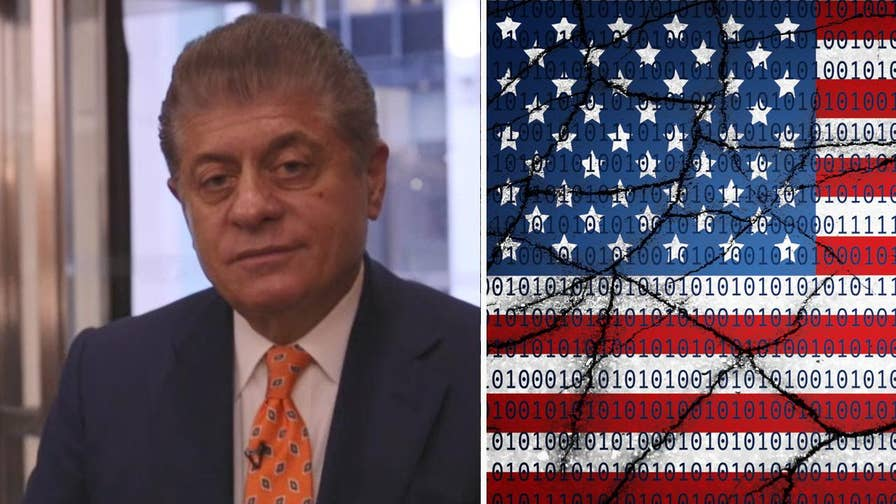 Judge Napolitano's Chambers: Judge Andrew Napolitano explains how the FISA law has changed since it's inception and why the NSA can spy on any American today.