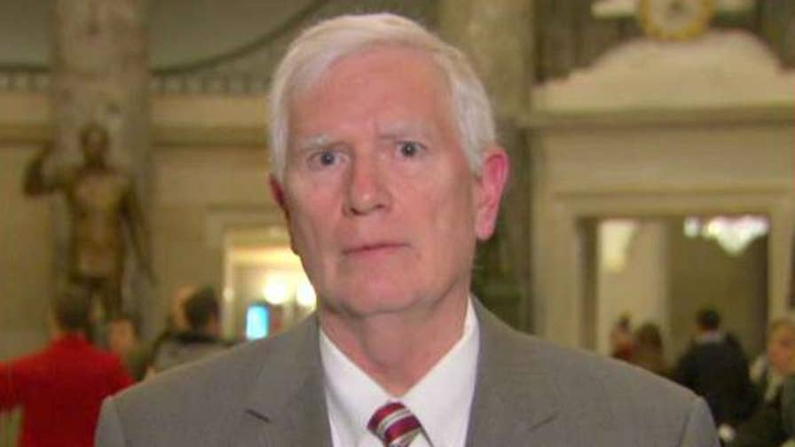 Alabama congressman speaks out about the level of spending proposed in Senate legislation.