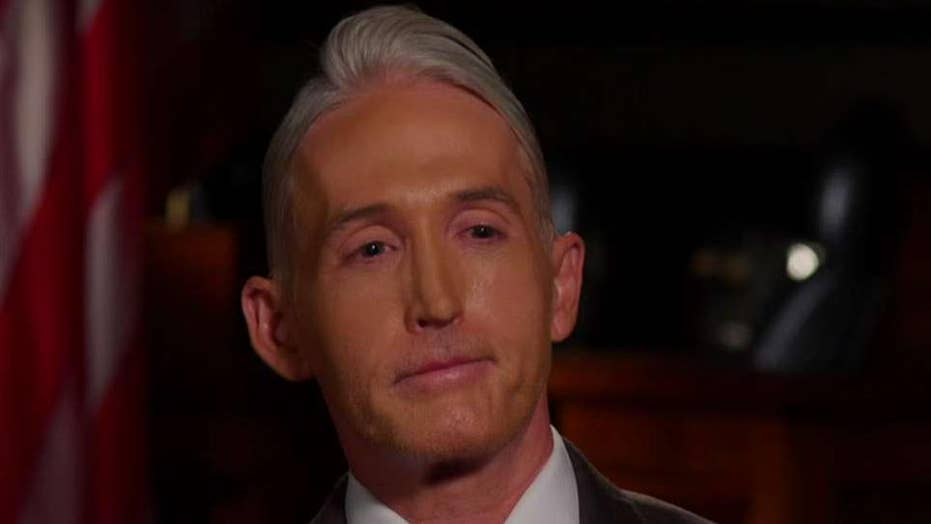 Gowdy: Dem rebuttal doesn't change anything about GOP memo