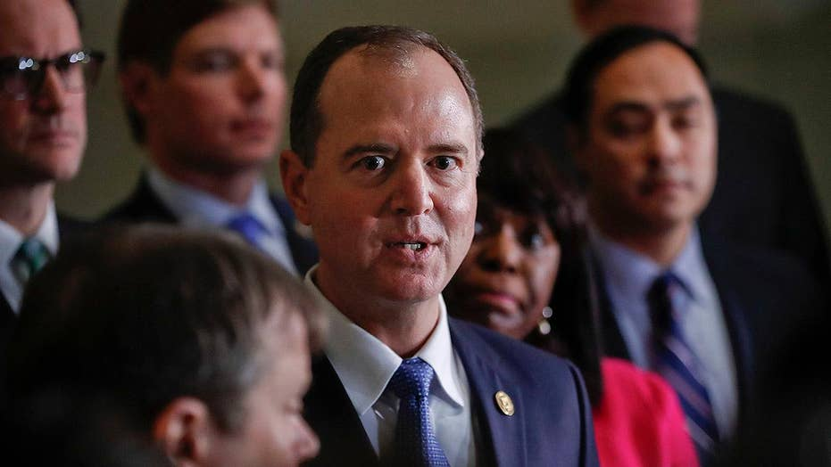Schiff: Concern White House will play politics