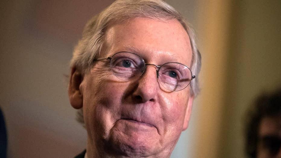Senate reaches bipartisan spending deal as shutdown looms