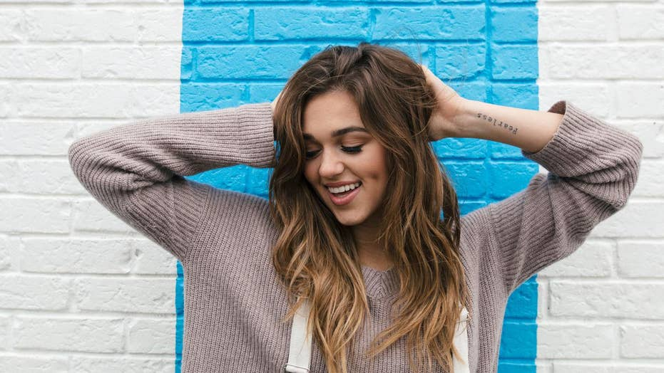 Sadie Robertson pens new book 'Live Fearless'