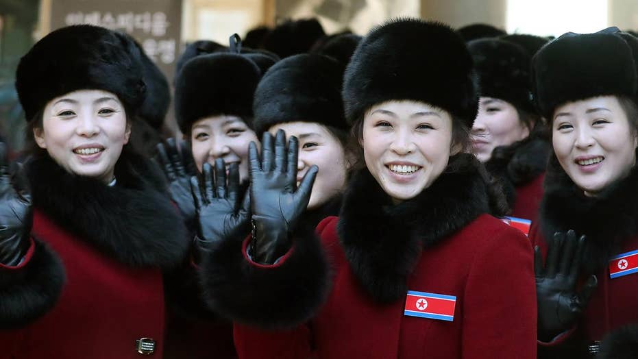 US warns of North Korea's Olympic 'charm offensive'