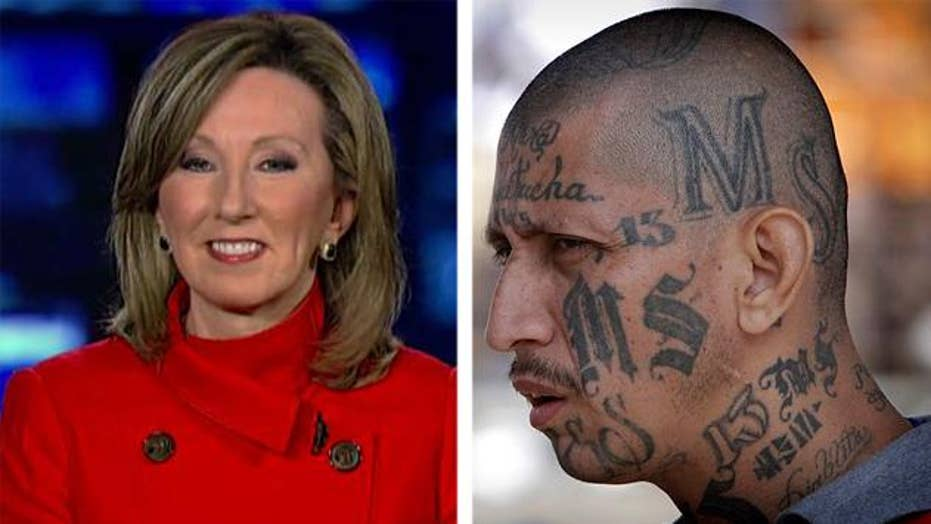 Rep. Comstock speaks out about removal of MS-13 gang members