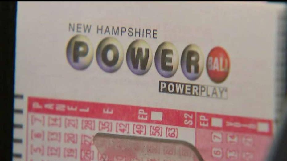 Powerball winner files lawsuit over protecting her privacy