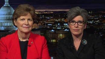 Senators Joni Ernst and Jeanne Shaheen explain on 'The Story with Martha MacCallum.'