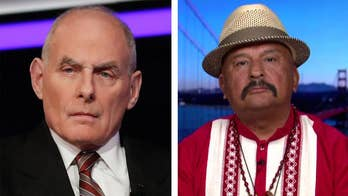 When defending Trump's plan to break the impasse in Congress, White House chief of staff John Kelly suggested some immigrants may have been 'too afraid' or 'too lazy' to sign up for the Obama-era DACA program that offered protection from deportation. #Tucker