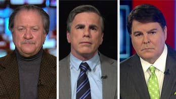 Judicial Watch president Tom Fitton, Fox News legal analyst Gregg Jarrett and former U.S. attorney Joe DiGenova reacts to newly released FBI text messages on 'Hannity.'