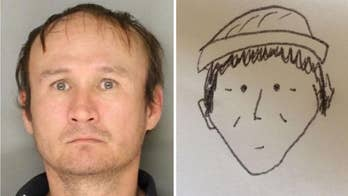 Amateur sketch helps authorities in Pennsylvania identify theft suspect.