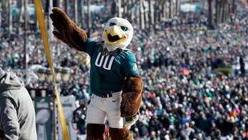 Sights and sounds from the Philadelphia Eagles Super Bowl LII victory parade