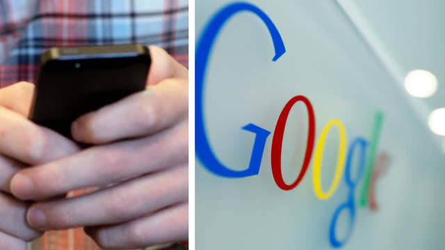 How much info is Google getting from your phone?