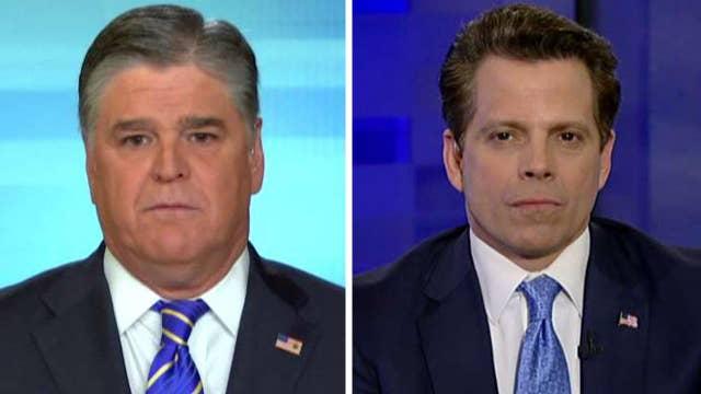 Scaramucci and Attkisson talk media coverage of FISA abuses
